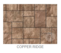 Treo Endura Copper Ridge (Layer)