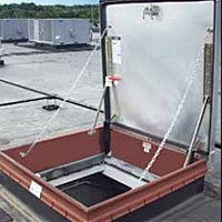 Bilco - Roof Hatches