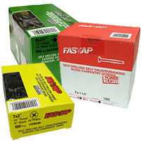 FASTAP Screws - Self Drilling Screws