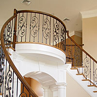 Fitts - Stair System, Traditional