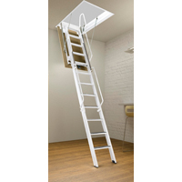 Rainbow Attic Stair - Telescoping Attic Stairs / Folding Attic Ladders