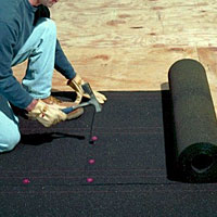 Tamko Building Products - Shingle Underlayment