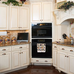 Tedd Wood Cabinetry - Semi-Custom Framed Cabinetry